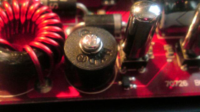 充電器 ビープ音の消音