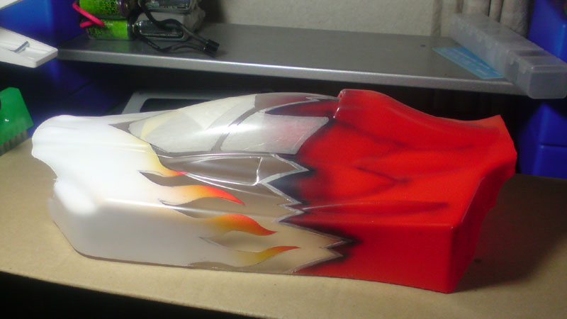 B-MAX ボディ塗装